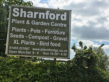 Sharnford Garden Centre